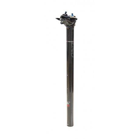 Tija UNO carbono/alumnio 27,2-400mm
