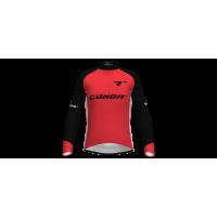 MAILLOT LARGO PLATINUM CONOR/WRC ROJO