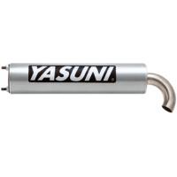 Silencioso escape 2T Yasuni Z Aluminio