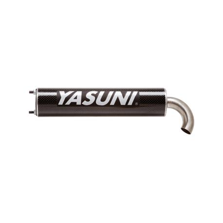 Silencioso escape 2T Yasuni Z Black