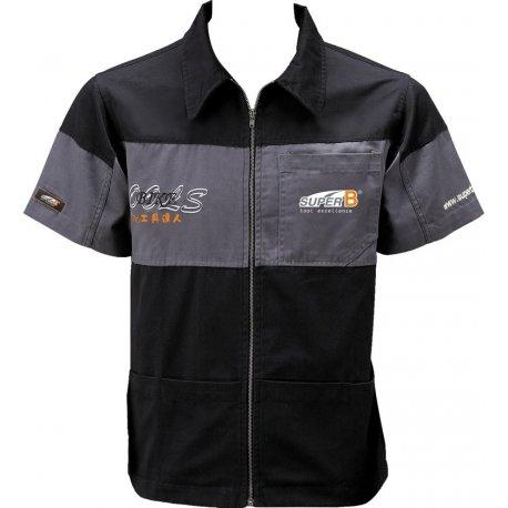 Camisa de mecánico oficial Super B