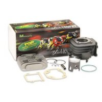 Kit cilindro completo hierro TOP PERFORMANCES Black Trophy Ø40mm Ø40mm MBK Booster/Yamaha BW'S