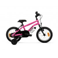 """bicicleta conor ray """"14"""" rosa 2022"""