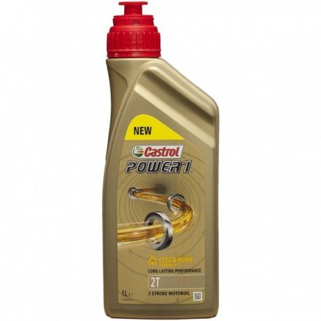 Aceite Castrol new Power 1 2T Semisintetico