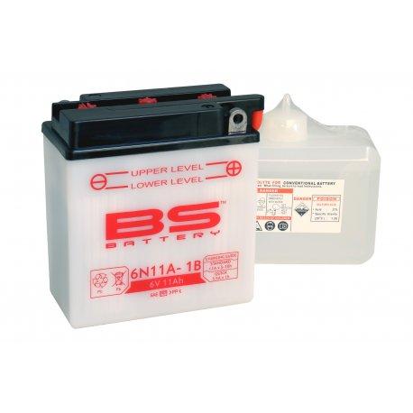 Batería BS Battery 6N11A-1B