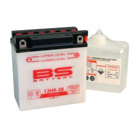 Batería BS Battery 12N9-3B