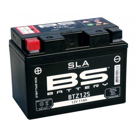 Batería BS Battery SLA BTZ12S (FA)