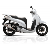 Escape homologado Yasuni 4T Silenc. Titanio Honda SH Scoopy 125 / Dylan (01-12) TUB651