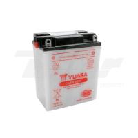 Batería Yuasa YB12A-A Dry charged (sin electrolito)