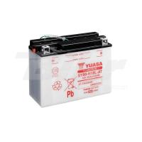 Batería Yuasa SY50-N18L-AT Dry charged (sin electrolito)