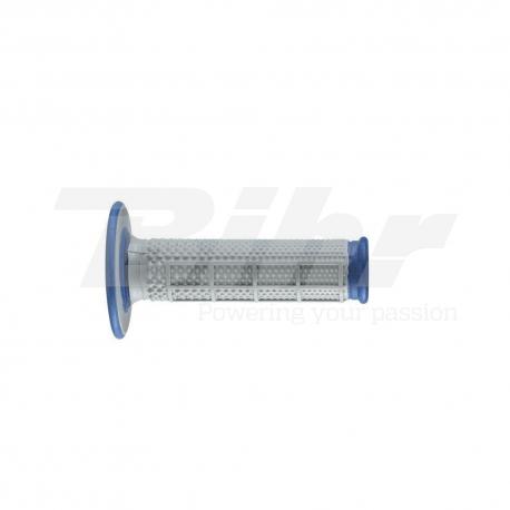 Puños Renthal Dual Tapered MX blando azul G162