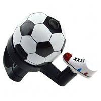 Timbre bici balón futbol