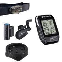 CICLOCOMPUTADOR SIGMA ROX 11.0 GPS SET NEGRO
