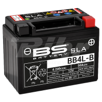 Batería BS Battery SLA BB4L-B (FA)