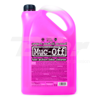 Limpìador muc-off nano gel bike cleaner garrafa 5l