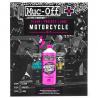 Kit completo limpieza, protección y lubricación Muc-Off 672