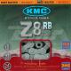 Cadena KMC Z-8RB 116 Pasos 8V Antioxidante