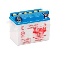 Batería Yuasa YB4L-B Combipack (con electrolito)