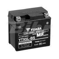 Batería Yuasa YTX5L-BS Combipack (con electrolito)