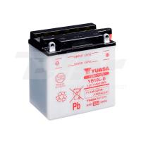 Batería Yuasa YB12AL-A2 Combipack (con electrolito)
