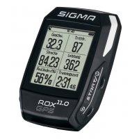 Cuentakilómetros Sigma Rox 11.0 GPS Set negro