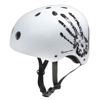 CASCO FREESTYLE MODELO MTV12-2 BLANCO