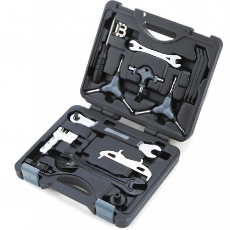 Maletín de herramientas 17 piezas. Super B