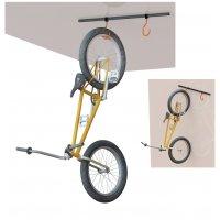 Soporte de bicicleta al techo/pared Super B TB-1817