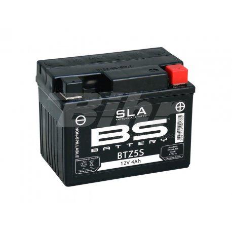 Batería BS Battery SLA BTZ5S (FA)