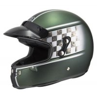 CASCO INTEGRAL NZI FLAT TRACK SMOKING JOE