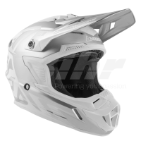 Casco ANSWER AR1 Edge Gris/Blanco