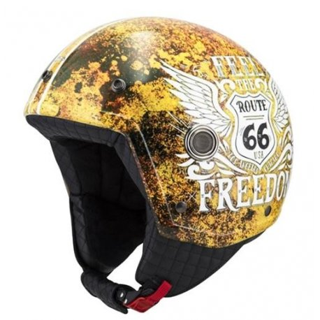 CASCO JET NZI TONUP GRAPHICS FEEL