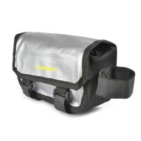 MINI ALFORJA CUADRO EN GRIS (TOP TUBE BAG,B026WP)