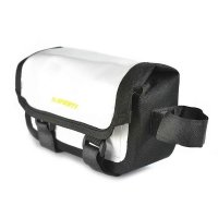 MINI ALFORJA CUADRO EN BLANCO (TOP TUBE BAG,B026WP)