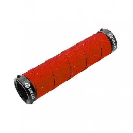 Puño con cinta EVA+Gel rojo