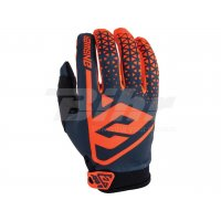GUANTES ENDURO ANSWER AR1 NARANJA FLUOR-ANTRACITA