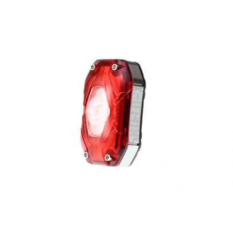 Luz trasera MOON USB SHIELD-X AUTO I832X00
