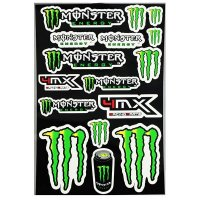 KIT PEGATINAS MONSTER 45X31