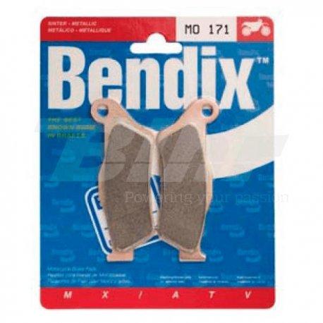Past. de freno Bendix comp. sinterizado para off-road standard MO359