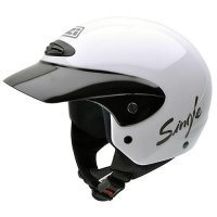 CASCO NZI SINGLE II JUNIOR WHITE