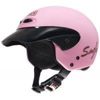 CASCO NZI SINGLE II JUNIOR METAL PINK