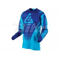 Camiseta ANSWER Syncron Drift Azul/Azul Reflex