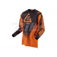 Camiseta ANSWER Syncron Drift Naranja Flúor/Antracita