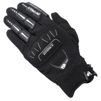 GUANTES DE MOTOCROSS HELD BACKFLIP NEGRO