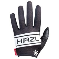 GUANTES LARGOS HIRZL GRIPPP COMFORT FF WHITE