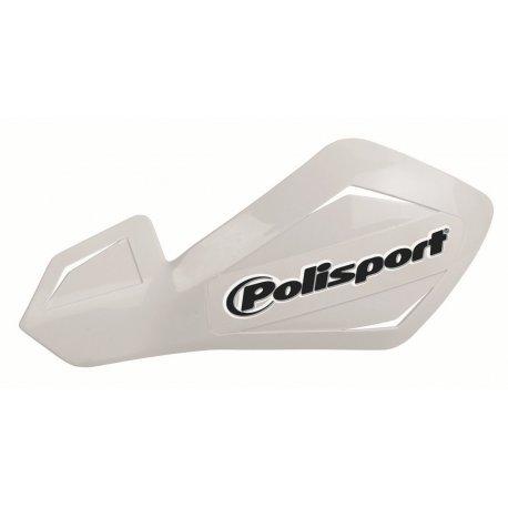 Paramanos abierto Polisport Freeflow lite aluminio blanco