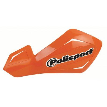 Paramanos abierto Polisport Freeflow lite aluminio naranja
