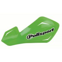 Paramanos abierto Polisport Freeflow lite aluminio verde