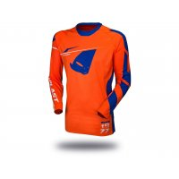 Camiseta Enduro UFO Slim SHARP Naranja