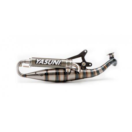 Escape homologado 2T Yasuni R/07 Silenc. Carbon-Kevlar Minarelli Horizontal Aerox/Jog / SR TUB317CK